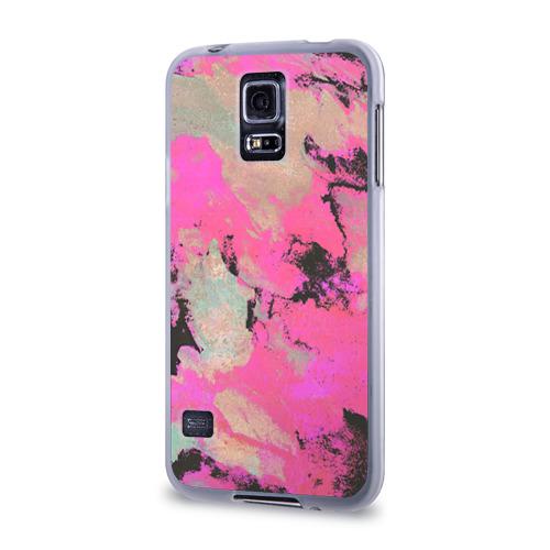 Чехол для Samsung Galaxy S5 силиконовый  Фото 03, Краска