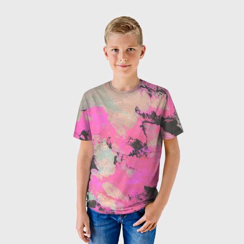 Детская футболка 3D Краска