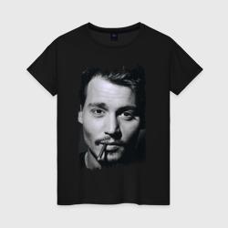 Johnny Depp (retro style)