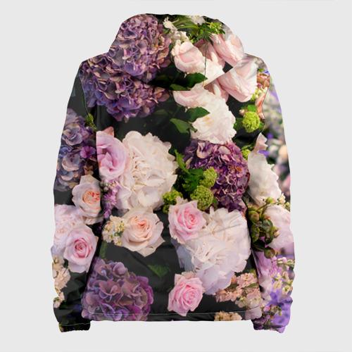 Женская куртка 3D  Фото 02, Цветы