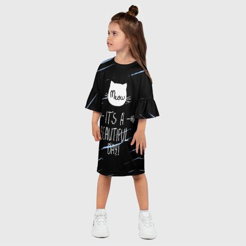 Детское платье 3D  Фото 03, Прекрасный день
