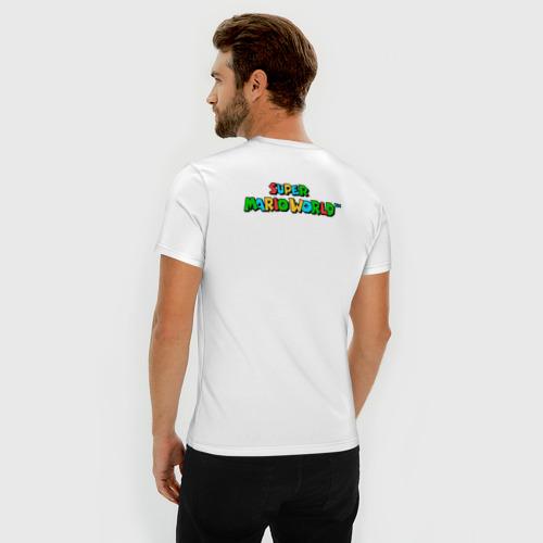 Мужская футболка премиум  Фото 04, Super Mario