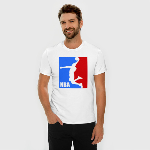 Мужская футболка премиум  Фото 03, NBA