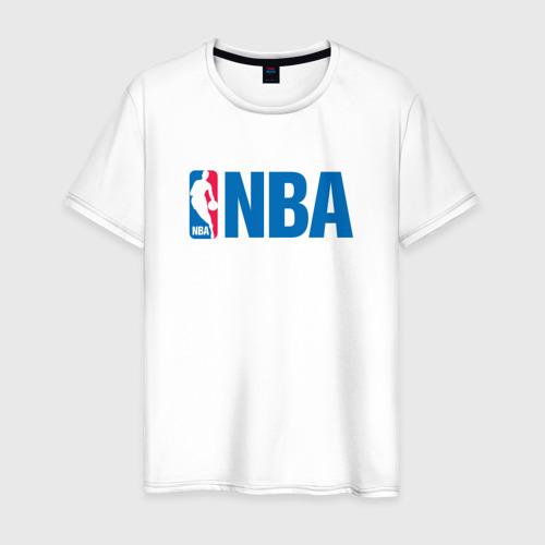 Мужская футболка хлопок NBA Фото 01
