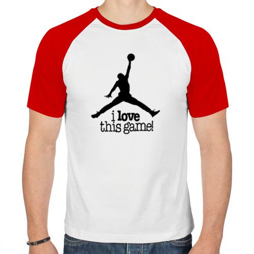 Мужская футболка реглан  Фото 01, Баскетбол