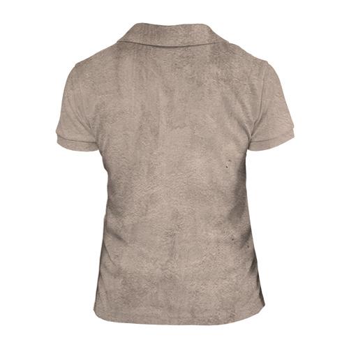 Женская рубашка поло 3D  Фото 02, METALLICA