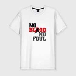No blood, no foul hockey