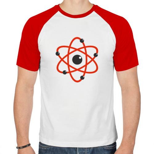 Мужская футболка реглан  Фото 01, Atom