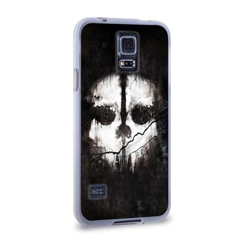 Чехол для Samsung Galaxy S5 силиконовый  Фото 02, Call of Duty