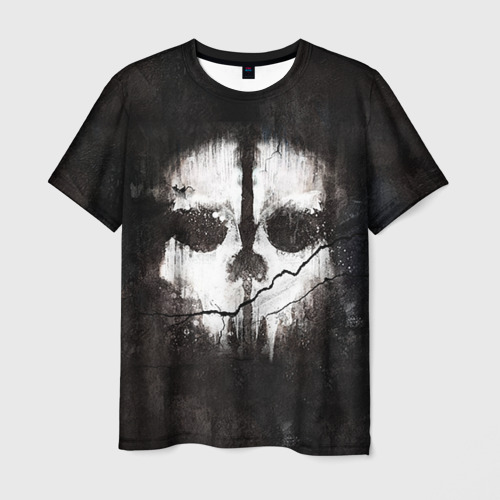 Мужская футболка 3D Call of Duty