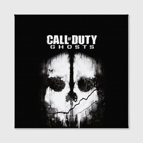 Холст квадратный Call of Duty Фото 01