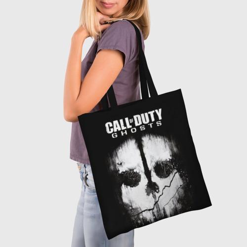 Сумка 3D повседневная Call of Duty Фото 01