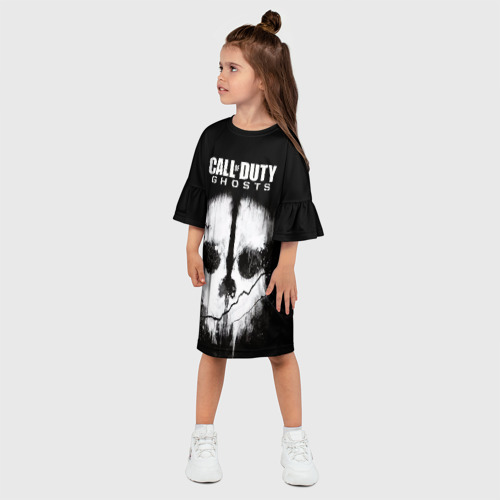 Детское платье 3D Call of Duty Фото 01