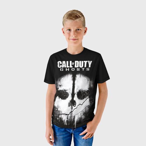 Детская футболка 3D Call of Duty