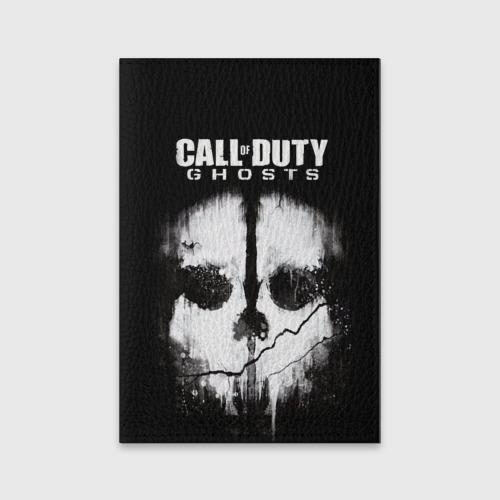 Обложка для паспорта матовая кожа Call of Duty Фото 01