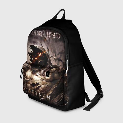 Рюкзак 3D Disturbed Фото 01