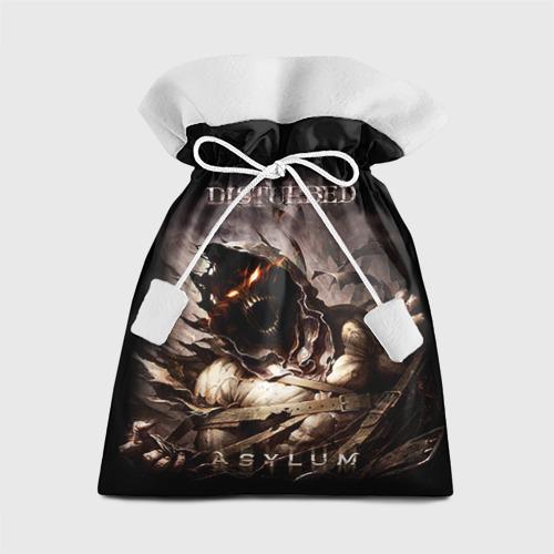 Подарочный 3D мешок Disturbed