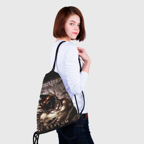 Рюкзак-мешок 3D Disturbed Фото 01