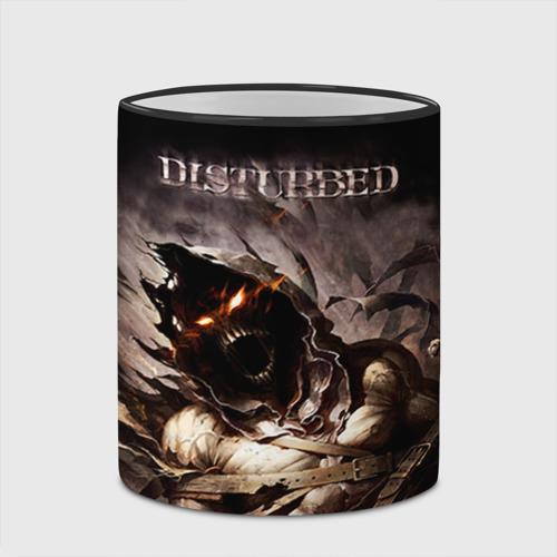 Кружка с полной запечаткой Disturbed Фото 01