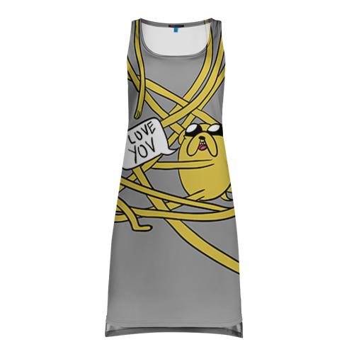 Платье-майка 3D Джейк