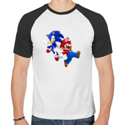 Sonic and Mario