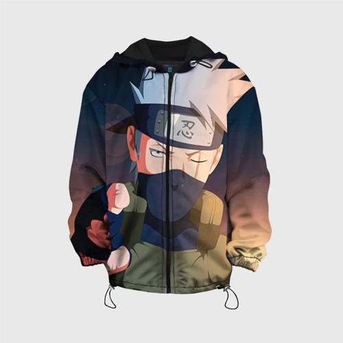 Детская куртка 3D Какаси Фото 01