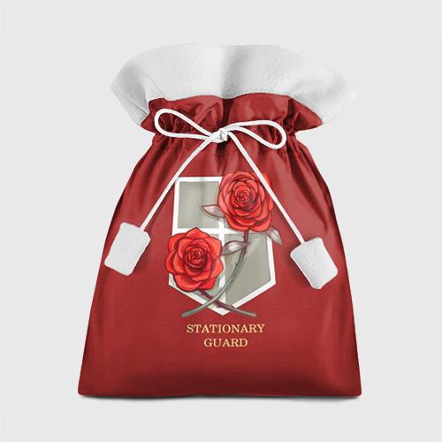 Подарочный 3D мешок Стационарная гвардия