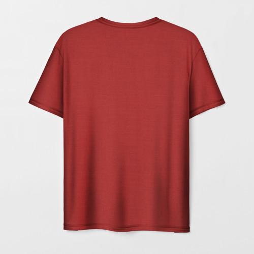 Мужская футболка 3D  Фото 02, Стационарная гвардия