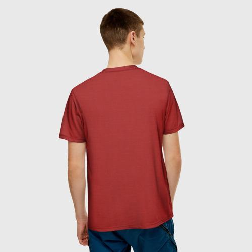 Мужская футболка 3D  Фото 04, Стационарная гвардия