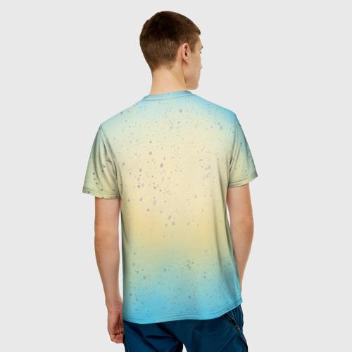 Мужская футболка 3D Fairy tail