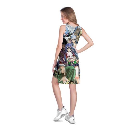 Платье-майка 3D  Фото 04, Fairy tail