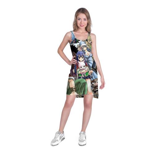 Платье-майка 3D  Фото 03, Fairy tail