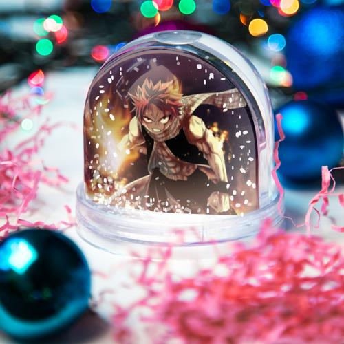 Снежный шар Fairy tail Фото 01