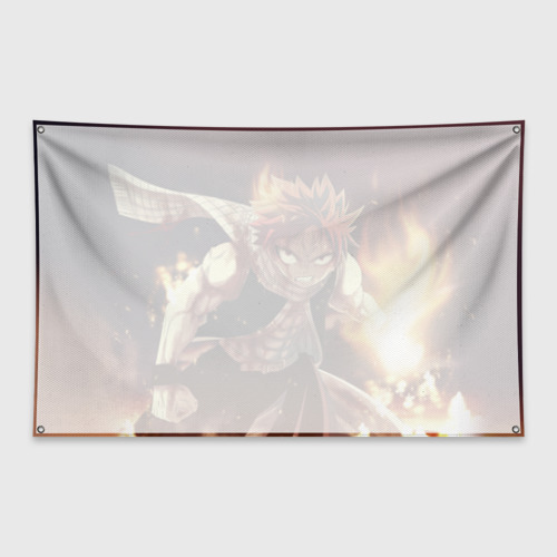 Флаг-баннер Fairy tail Фото 01