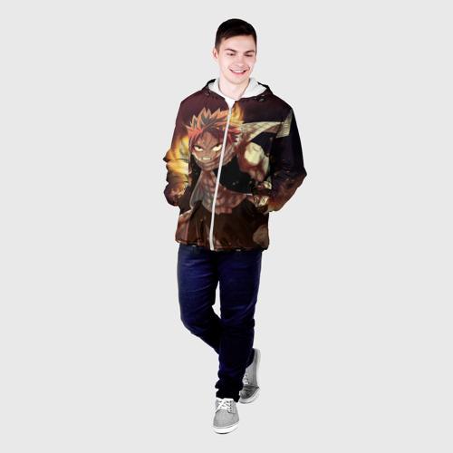 Мужская куртка 3D Fairy tail Фото 01