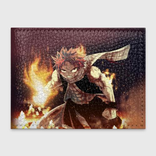 Обложка для студенческого билета Fairy tail Фото 01