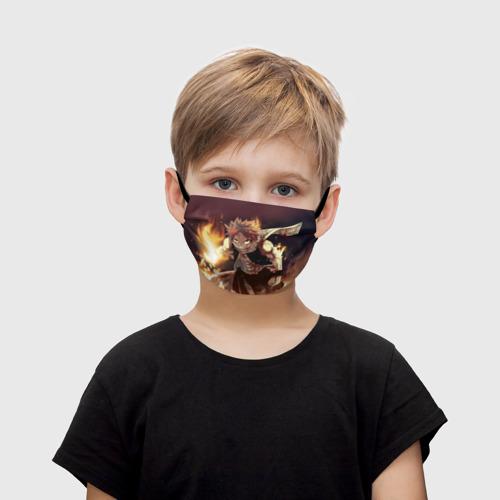 Детская маска (+5 фильтров) Fairy tail Фото 01