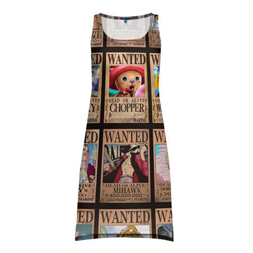 Платье-майка 3D One Piece