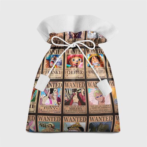 Подарочный 3D мешок One Piece