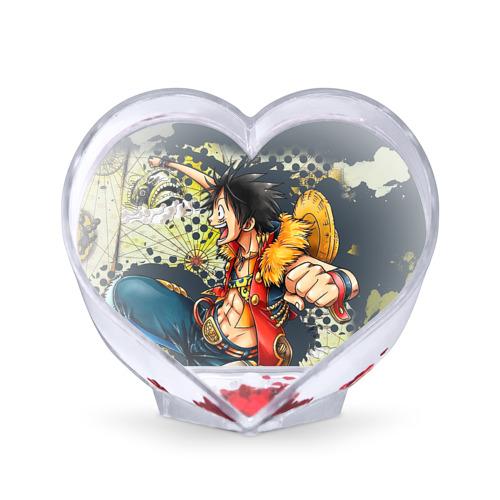 """Сувенир Сердце """"One Piece"""" - 1"""