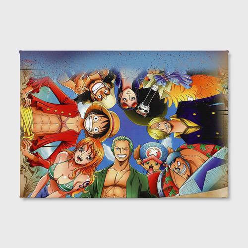 Холст прямоугольный  Фото 02, One Piece