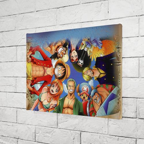 Холст прямоугольный  Фото 03, One Piece