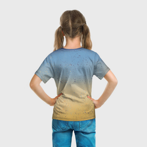 Детская футболка 3D  Фото 04, One Piece