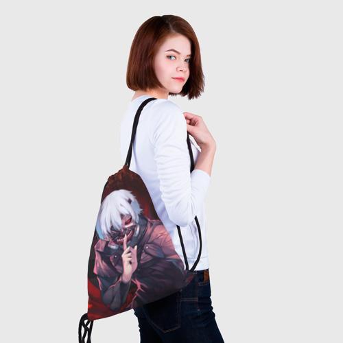 Рюкзак-мешок 3D Токийский Гуль Фото 01