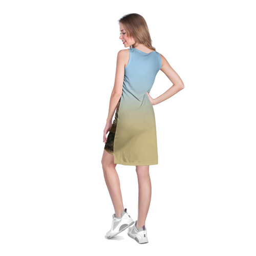 Платье-майка 3D  Фото 04, Танк
