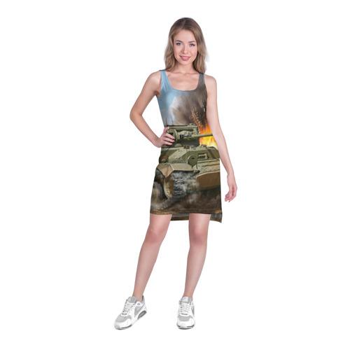 Платье-майка 3D  Фото 03, Танк