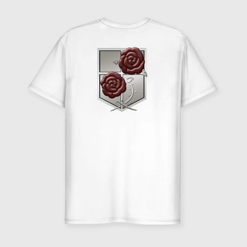 Мужская футболка премиум  Фото 02, Роза