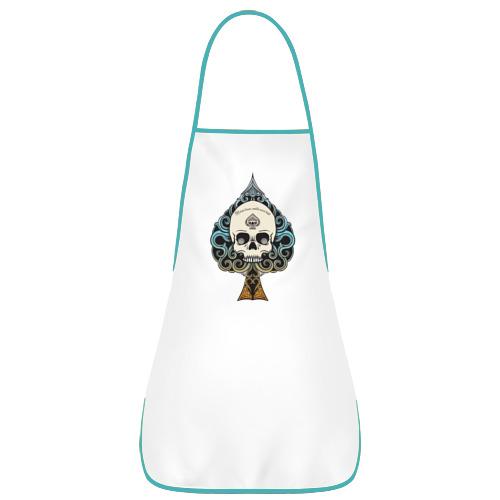Череп (skull) (цветной)
