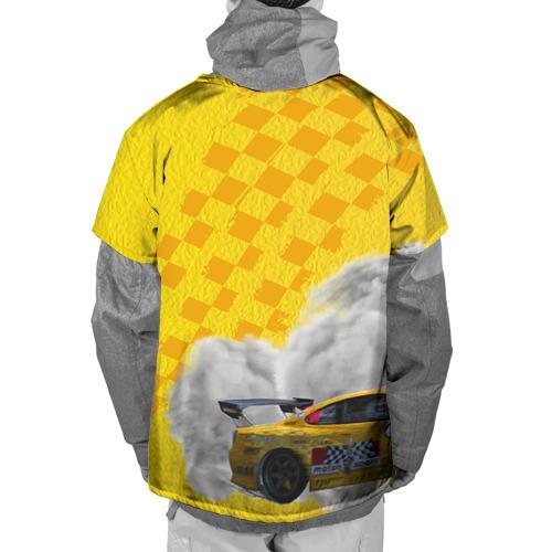 Накидка на куртку 3D Гоча Лучший! (с) Фото 01