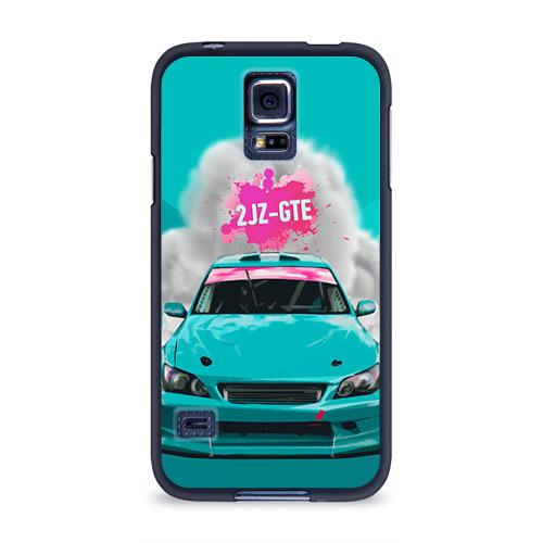 Чехол для Samsung Galaxy S5 силиконовый 2 JZ GTE